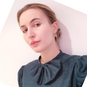 image of Anna Rudnicka, former PhD student