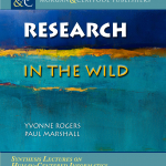 New book on research in the wild