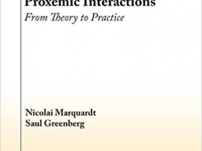 Proxemic Interactions